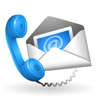Did you receive a call, email or letter from us?